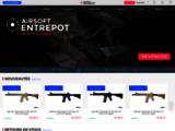 Airsoft Entrepot, distributeur d