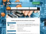 Allo-Informatique Aubervilliers