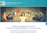 ANGLESEY LANGUAGE SERVICES, ALS Chatou