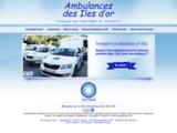Ambulances Iles D