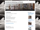 Les amis de la bibliothèque de Pléhédel