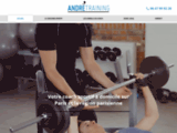 Coach sportif  Paris - andretraining