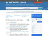 Annonces Diato