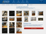 Antiquites en France, le guide des antiquaire