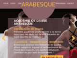 arabesque-danse.com