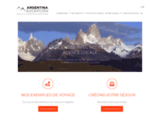 Agence de voyage Argentina Excepción