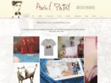 Anne Patay, Artannepatay, art contemporain, art figuratif, lesjunies, cahors, lot, France