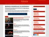 artesine.fr
