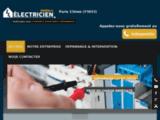 Ateliers-Electricien Paris 15