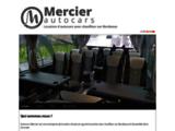 Autocars MERCIER Bordeaux, location d