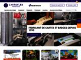 Cartoflex - carte plastique et communication