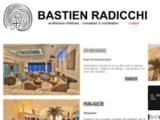 bastien radicchi, design, création de meubles contemporains, architecture d