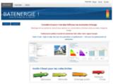 Suivi énergétique Batenergie.net