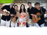 BATIDA groupe de musique brésilienne