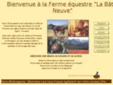 Haute Provence authentique: vacances sur ferme équestre en pleine nature
