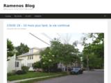 Ramenos Blog