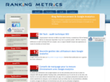 Blog Ranking Metrics