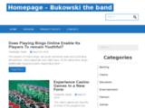Bukowski The Band