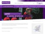 Base de plein air des Scouts de Montréal