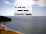 Thumb de Site du gouvernement du Canada