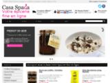 Casa Spada, épicerie fine italienne en ligne