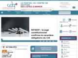 Centre de Gestion de la Fonction Publique Territoriale des Côtes d'Armor