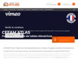 CEFAM S.A. Fabrications ATLAS