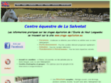Ecurie du Haut Languedoc Stages d'�quitation, �levage, pension