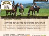 CERF, Centre Equestre Régional du Forez