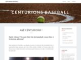 Centurions Baseball