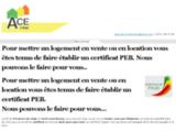 Certificat Energie à Liège