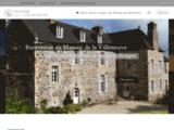 Maison d'hôtes du manoir de la Villeneuve