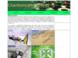 Chantons en accords
