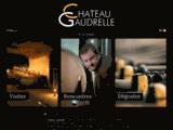 Château Gaudrelle: vins de vouvray