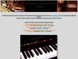 Pianos CHAVANNE. Fabricant de pianos français