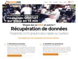 Chronodisk Récupération de données Montréal
