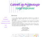 Cathy Klupczinski - Psychologue au Luxembourg