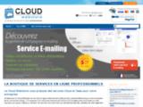 Cloud Webstore - Services entreprises