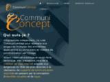 COMMUNICONCEPT - Agence de création graphique