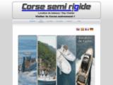 Corse Semi Rigide Location de Bateaux