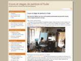Stages de peinture en Bretagne avec 2 artistes professionnels