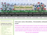 CréaClaire - Carterie