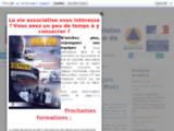 Association des secouristes Français croix bl