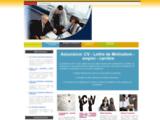 CV et lettre de motivation assurance