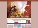L'ÎLE DES DEBUTS D'HISTOIRES