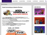 Dessin humoristique, bd, bande dessinée personnalisée, web toon.