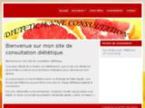 Diététicienne consultation
