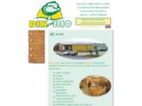 Din'en-Bio: Libre service d'alimentation biologique et de santé naturelle: Fruits et légumes, épi