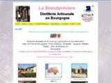La Brandeviniere - Distillerie en Bourgogne