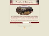 domaine-beaupreau.com